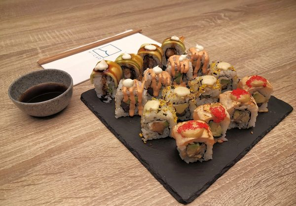 Special Roll Box MACAO