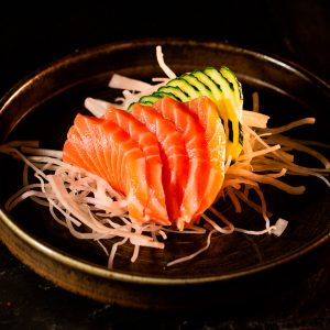 Sashimi Salmón MACAO