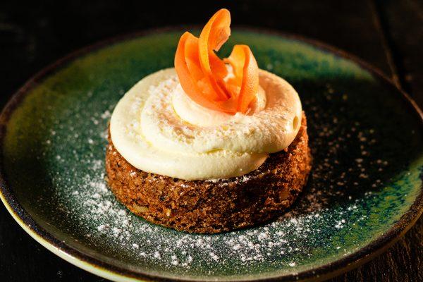 Tarta zanahoria MACAO